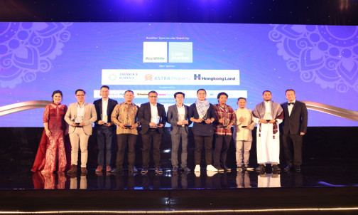 Loan Market Indonesia dan Ray White Indonesia Gelar The 3rd and 23rd Annual Awards 2020